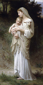 Bouguereau's Innocence