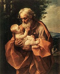 Guido Reni: Joseph with the Infant Jesus